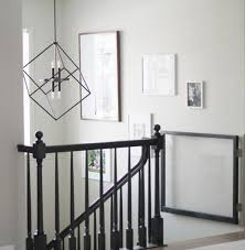Barrière pour escaliers