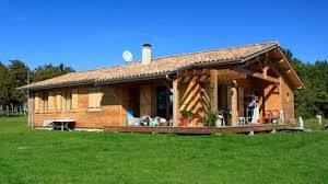 Maison en bois de Gironde