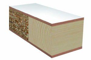 Ame en bois / fibre de bois