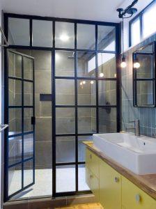Les portes vitrées, pour une maison lumineuse. - Copaero