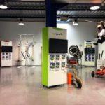 Différence entre aménagement des showrooms en magasin et en salon