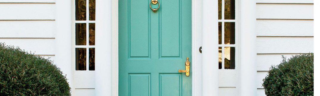 Comment changer une porte d'entrée