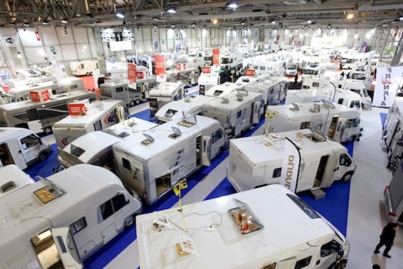 Salon Du Camping Car Lyon Copaero
