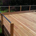 La terrasse en bois optimale pour le Sud