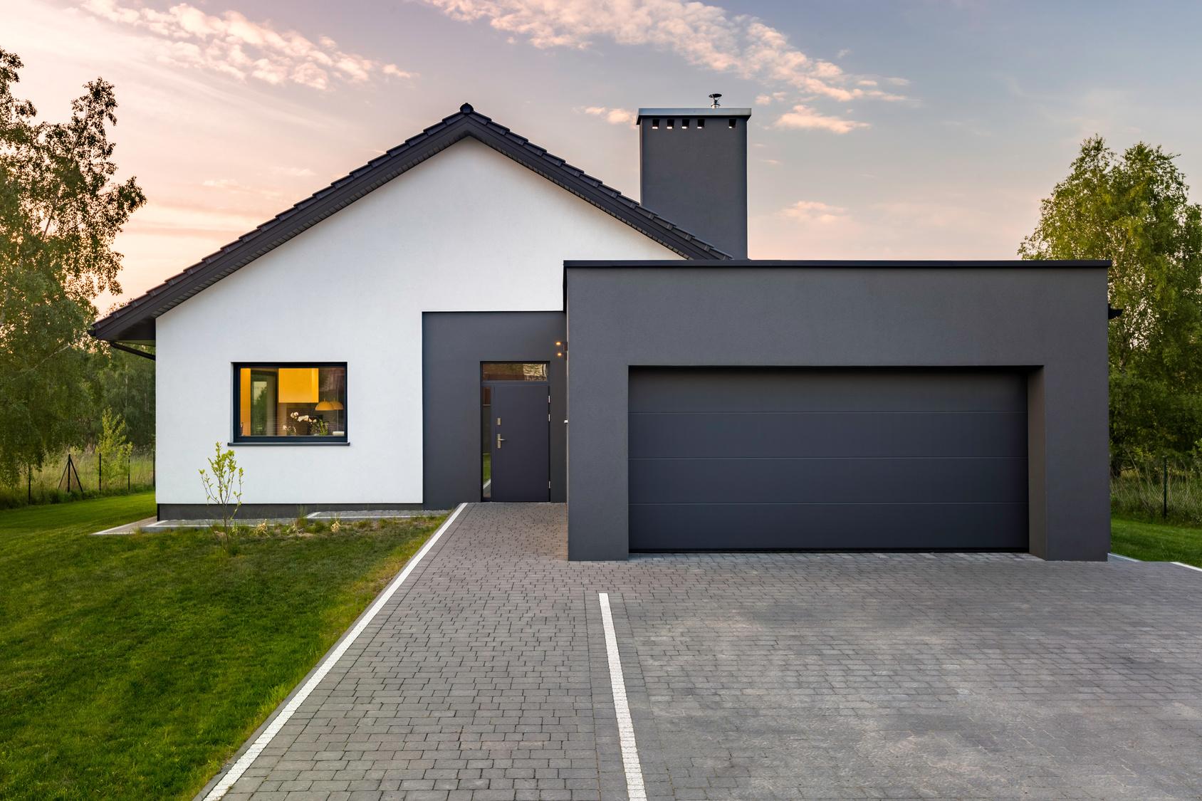 les portails alu avantages et inconv nients copaero. Black Bedroom Furniture Sets. Home Design Ideas