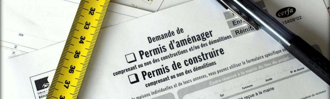 Un permis de construire ou une simple déclaration de travaux ?