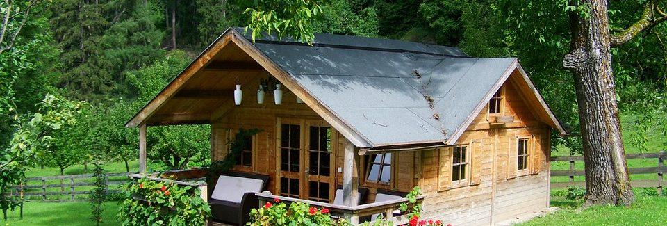 Soyons écologique, optant pour une maison en bois