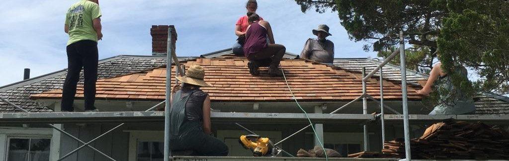 Comment se passe une rénovation de toiture?
