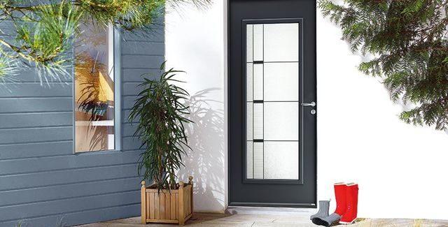 4 bonnes raisons de choisir une porte d'intérieur vitrée